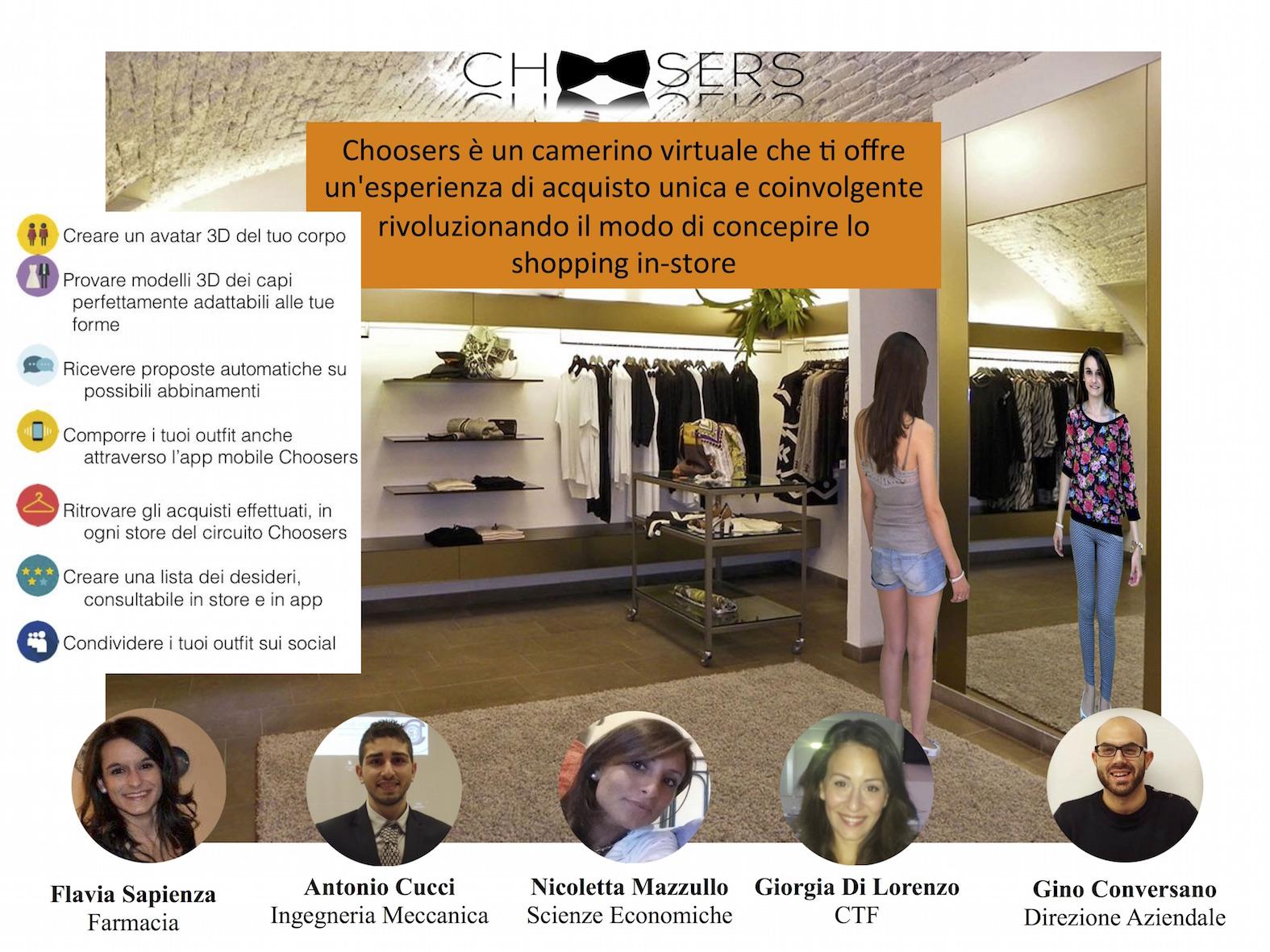 CLab I - Choosers